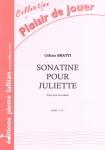 PARTITION SONATINE POUR JULIETTE