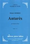 PARTITION ANTARÈS