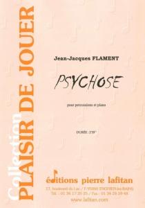 PARTITION PSYCHOSE