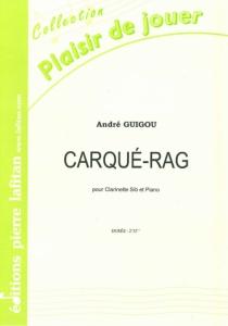 PARTITION CARQUÉ-RAG