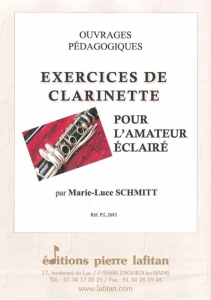 RECUEIL EXERCICES DE CLARINETTE