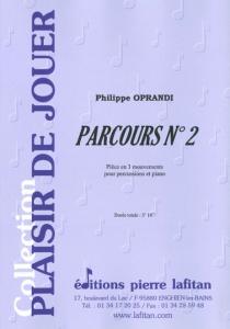 PARTITION PARCOURS N° 2