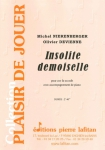 PARTITION INSOLITE DEMOISELLE (COR)