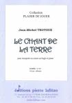 PARTITION LE CHANT DE LA TERRE (TROMPETTE)