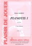 PARTITION PIANOTIS 1