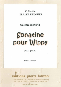 PARTITION SONATINE POUR WIPPY