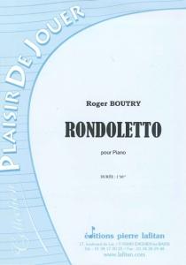 PARTITION RONDOLETTO