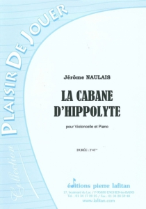 PARTITION LA CABANE D'HIPPOLYTE