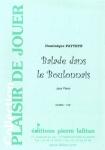 PARTITION BALADE DANS LE BOULONNAIS