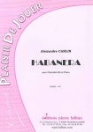PARTITION HABANERA (CLARINETTE)