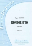 PARTITION RONDOLETTO