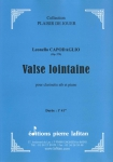 PARTITION VALSE LOINTAINE