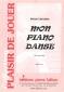 PARTITION MON PIANO DANSE
