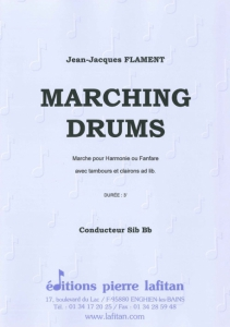 OEUVRE MARCHING DRUMS