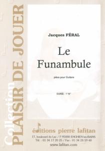 PARTITION LE FUNAMBULE