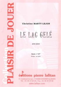 PARTITION LE LAC GELÉ