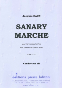 OEUVRE SANARY-MARCHE