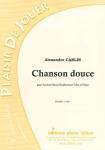 PARTITION CHANSON DOUCE (SAXHORN BASSE)