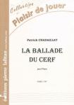 PARTITION LA BALLADE DU CERF