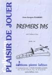 PARTITION PREMIERS PAS (TROMBONE)