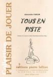PARTITION TOUS EN PISTE (SAXHORN BASSE)