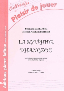 PARTITION LA SYLPHIDE D'HANGZHOU
