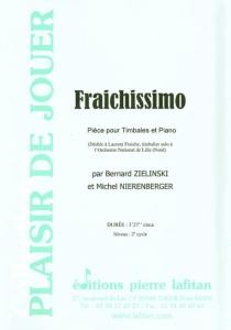PARTITION FRAICHISSIMO