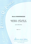 PARTITION MISS CÉCILE (COR MIB)