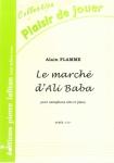PARTITION LE MARCHÉ D'ALI BABA