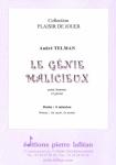 PARTITION LE GÉNIE MALICIEUX (BASSON)