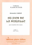 PARTITION AU PIED DE LA MURAILLE