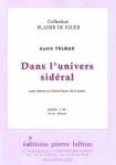 PARTITION DANS L'UNIVERS SIDÉRAL