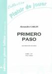PARTITION PRIMERO PASO (SAXHORN ALTO)