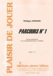 PARTITION PARCOURS N° 1