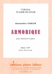 PARTITION ARMORIQUE (CLARINETTE)