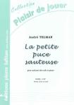 PARTITION LA PETITE PUCE SAUTEUSE (SAXHORN ALTO)