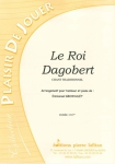 PARTITION LE ROI DAGOBERT