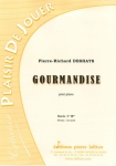 PARTITION GOURMANDISE