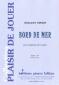 PARTITION BORD DE MER (SAX ALTO)