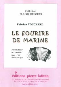 PARTITION LE SOURIRE DE MARINE