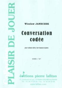 PARTITION CONVERSATION CODÉE