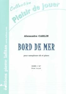 PARTITION BORD DE MER (SAX Sib)