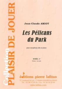 PARTITION LES P�LICANS DU PARK