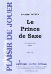 PARTITION LE PRINCE DE SAXE