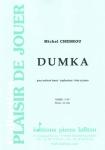 PARTITION DUMKA (SAXHORN BASSE)