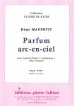 PARTITION PARFUM ARC-EN-CIEL