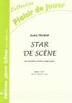 PARTITION STAR DE SCÈNE (TROMPETTE)