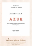 PARTITION AZUR (SAXHORN BASSE)