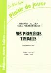 PARTITION MES PREMIÈRES TIMBALES