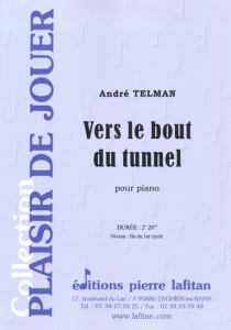 PARTITION VERS LE BOUT DU TUNNEL